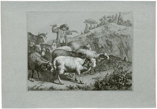 die folge der 12 pastoralen für mildford exeter 12 works by francesco londonio