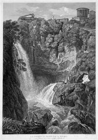 die grotte des neptun by friedrich wilhelm gmelin
