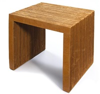 table by frank gehry