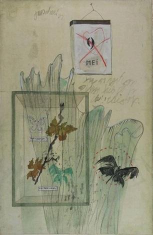 vlinders by jan van heel
