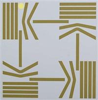 ohne titel (6 works) by anton stankowski
