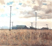 industrial landscape by phillips frisbee lewis