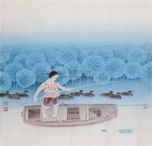 untitled by zhou heling