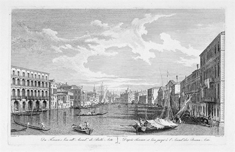 da fiscari e lin allaccademia di belle arti pl 14 after canaletto by antonio visentini