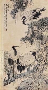 三友图 by xu gu