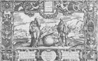 heraclitus und democritus by giovanni battista fontana