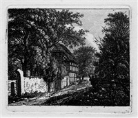 fachwerkhaus am wege by christoph nathe