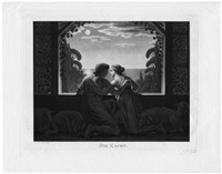 die vier tageszeiten (suite of 4) by johann heinrich lips