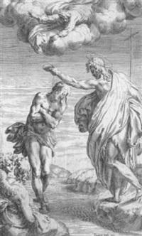 die taufe christi by orazio (aquilano) de santis