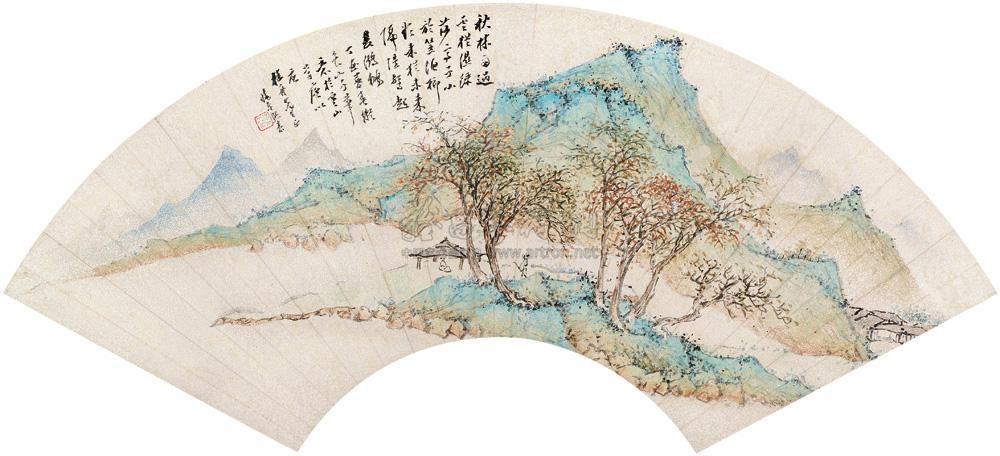 landscape by xiaodong xitai