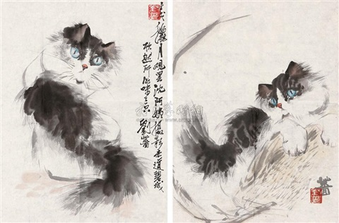 untitled 2 works by liu qiang
