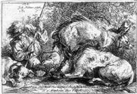schweinehirt by friedrich müller