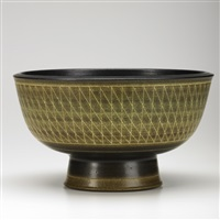 bowl by harrison macintosh