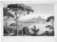 veduta di napoli dal vomero (from italienische ansichten) by florian grospietsch