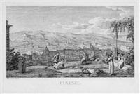 firenze (from italienische ansichten) by florian grospietsch