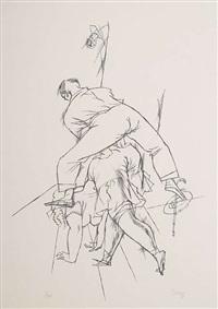 grotesker tanz by george grosz