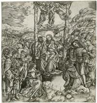 die anbetung der könige by cristoforo di michele robetta