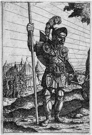 goliath by hans sebald lautensack