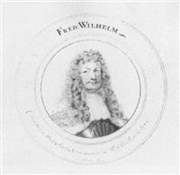 bildnis des großen kurfürsten friedrich wilhelm by john faber the elder