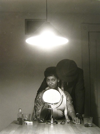 Carrie Mae Weems Kitchen Table Series Untitled from kitchen table series by carrie mae weems on artnet untitled from kitchen table series by carrie mae weems workwithnaturefo