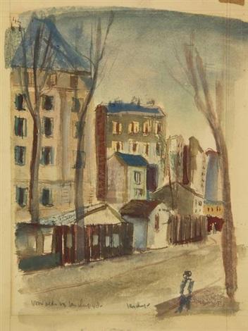 french street view by jan van heel