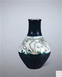 梅花瓶 (plum blossom vase) by dai yumei