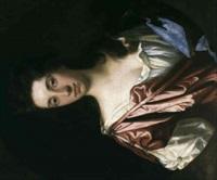 portratt av lady hill by herman verelst