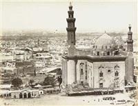haupt-ansicht von cairo, von der citadelle, linke seite by wilhelm hammerschmidt