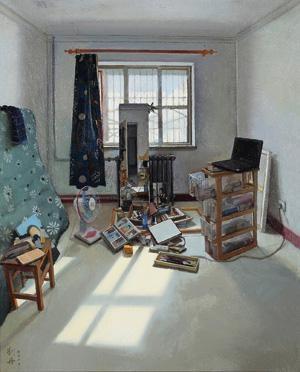 室内 (indoor) by liu dan