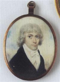 porträt eines jungen mannes by thomas le hardy