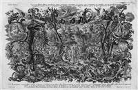 biblische geschichten des alten und neuen testaments (portfolio of 100 incl. title pg) by joseph and johann klauber