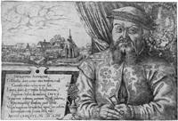 bildnis hieronymus schurstab, bürgermeister in nürnberg by hans sebald lautensack