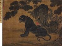 虎 by emperor xuande