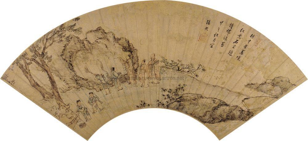 figure by zhang feng