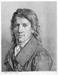 brustbild eines mannes in mittleren jahren by franz nadorp