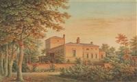 persiusvilla in potsdam-babelsberg by johannes rabe