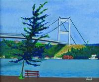 boğaziçi köprüsü by agop arad