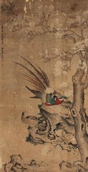 玉堂富贵图 by zhou zhimian