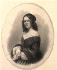 porträt cécile mendelssohn-bartholdy by eduard magnus