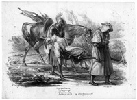 die lombarden auf dem ersten kreuzzug by francesco hayez