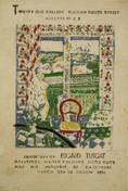 souvenir d'une fenêtre aimée. affiche voor de tentoonstelling in de twenty-one gallery 1920 by edgard tytgat
