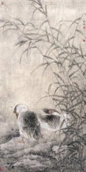 初雪 by xiao lifan