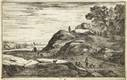 buyten haerlem (from eight landscapes with views in various provinces) by roelant roghman