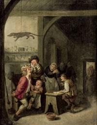 beim dorfchirurg by jan miense molenaer