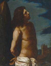 der hl. sebastian by guercino