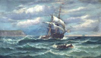 returning to ship at sea by william torgerson