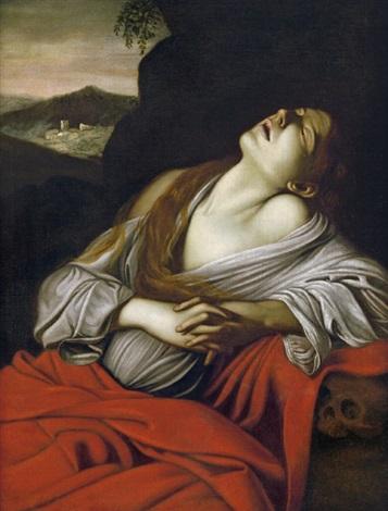 die hl. maria magdalena in ekstase by michelangelo merisi da caravaggio