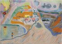 ischia by ida kerkovius