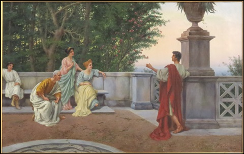 the story of troy by pietro gabrini