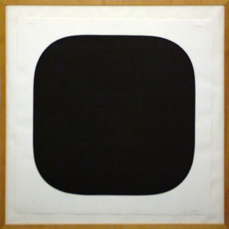 black variation iv from second curves series by ellsworth kelly